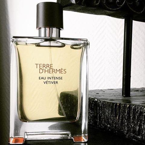 Hermes Terre d'Hermès Eau Intense Vétiver Perfume