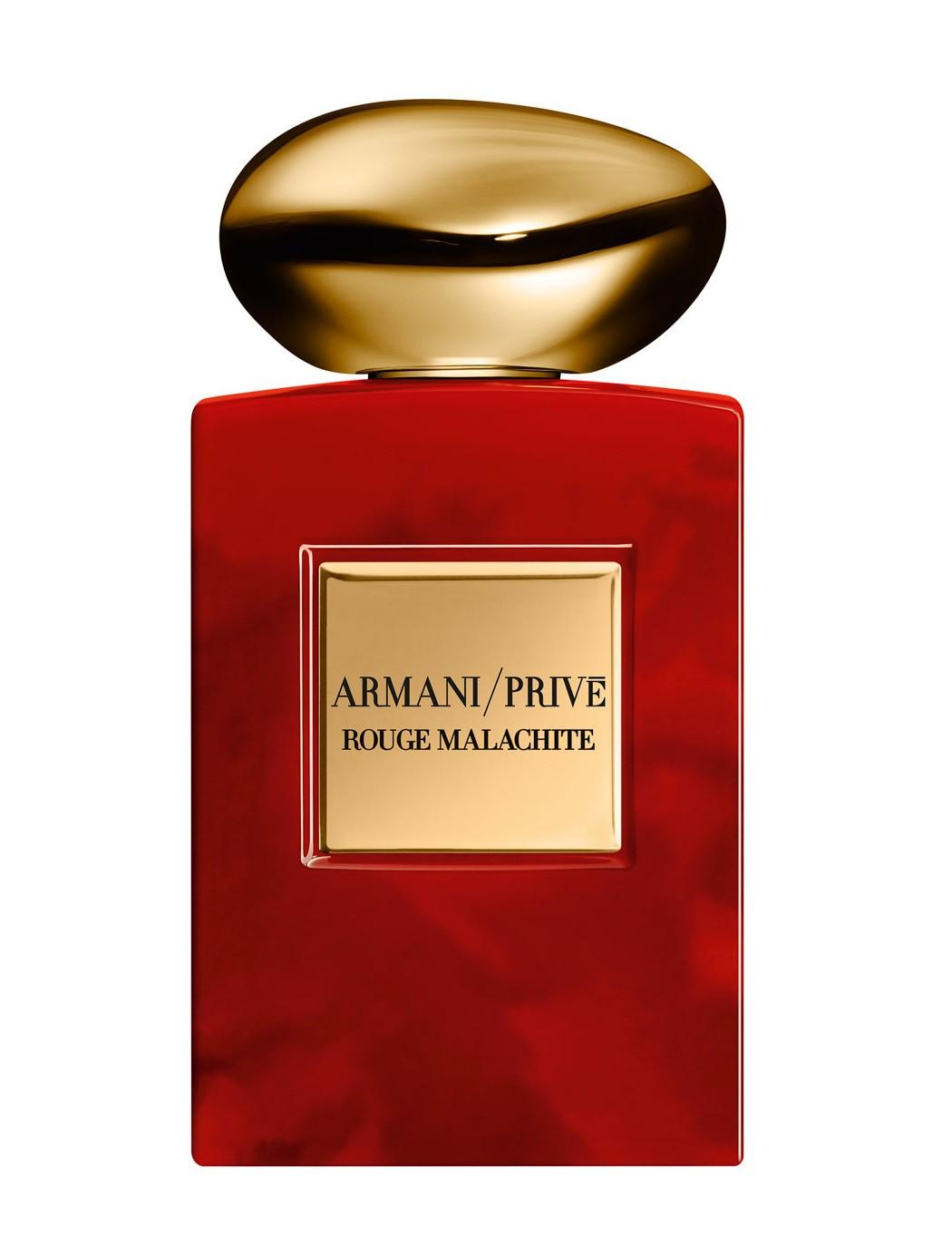 Armani Prive Limited Edition Rouge Malachite: L'Or De Russie