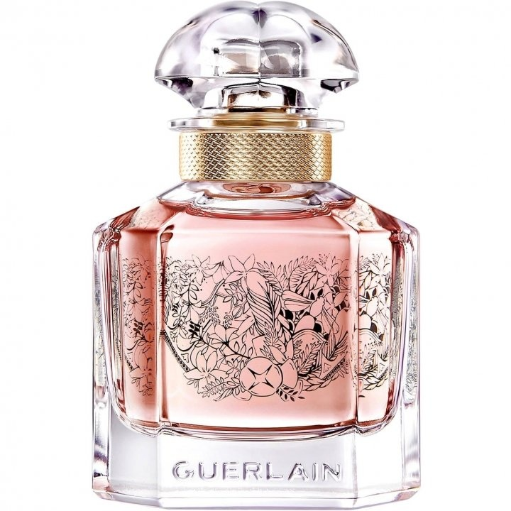 Mon Guerlain Alex and Marine Perfume