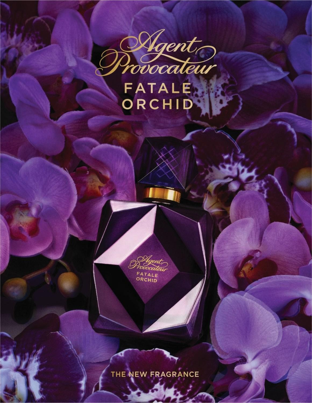 Agent Provocateur Fatale Orchid Perfume