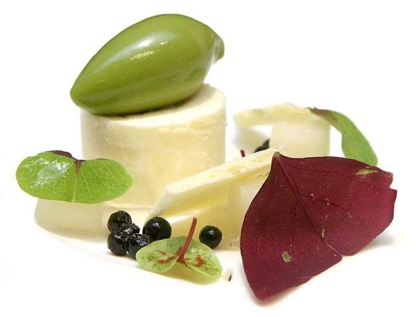 Nashi Pear Sorbet