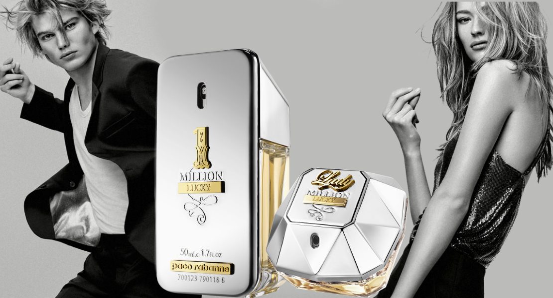 Paco Rabanne Million Lucky Perfume