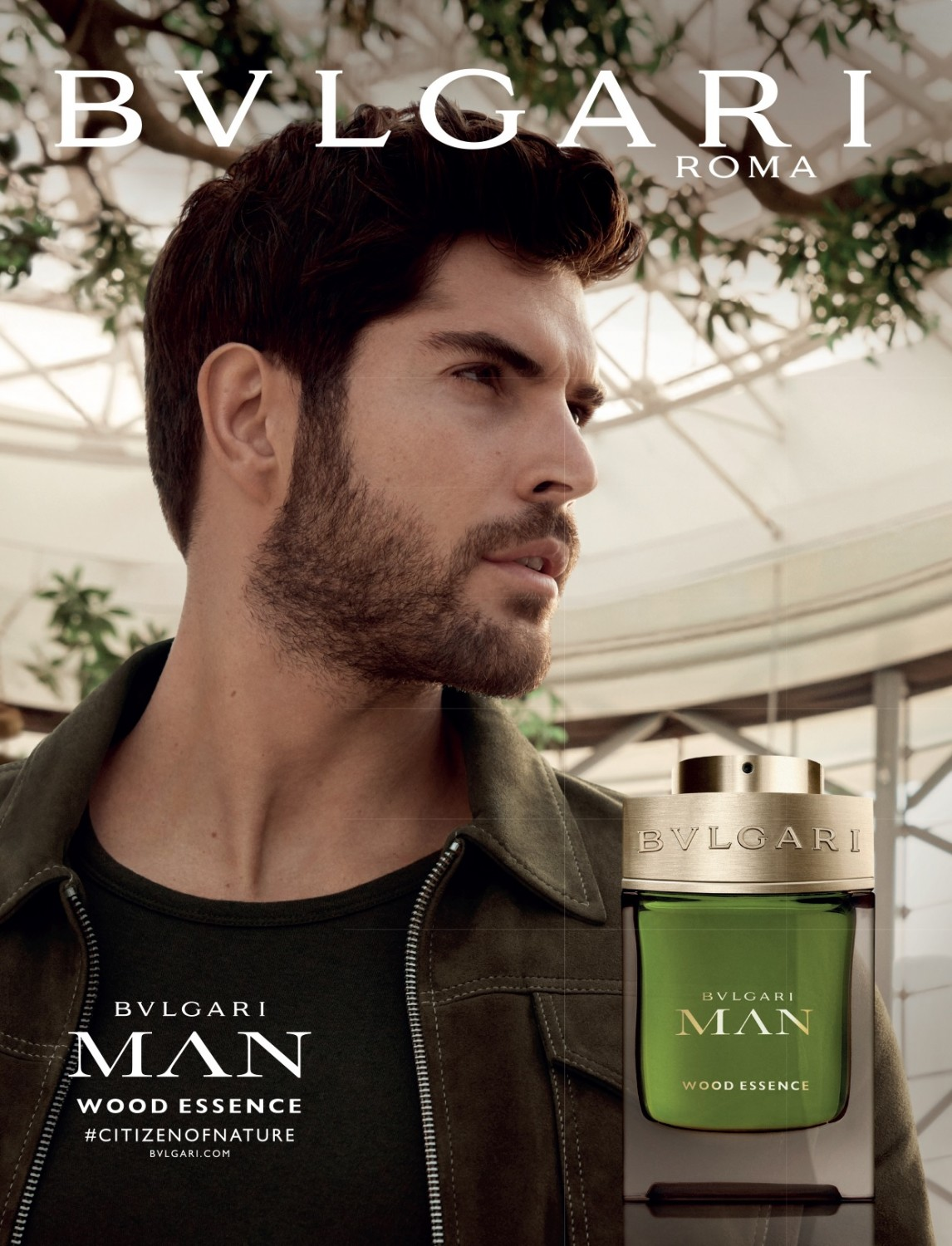 Bvlgari Man Wood Essence Perfume