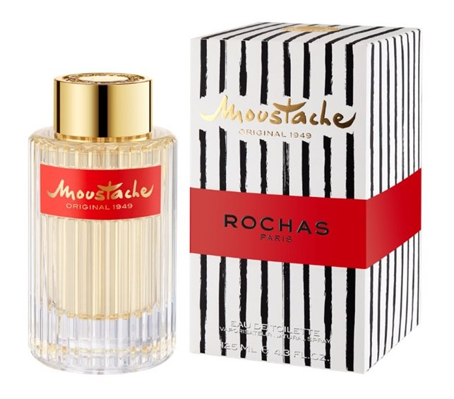 Rochas Moustache Original 1949 Perfume
