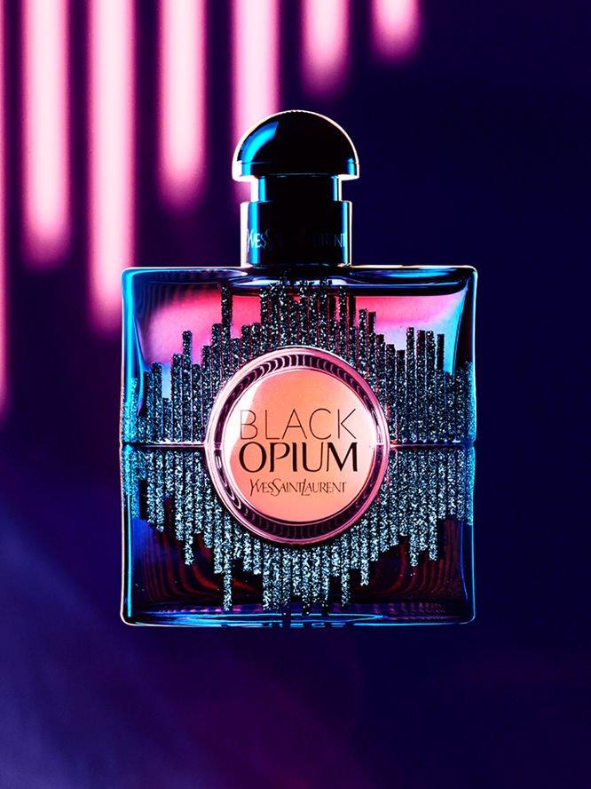 Yves Saint Laurent Black Opium Sound Illusion Perfume