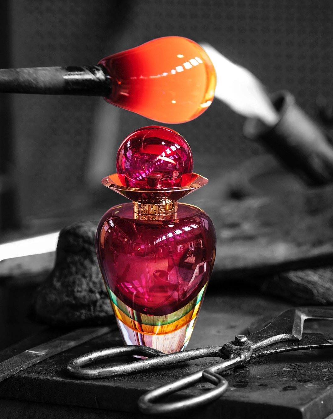 Bvlgari Le Gemme Murano Collection