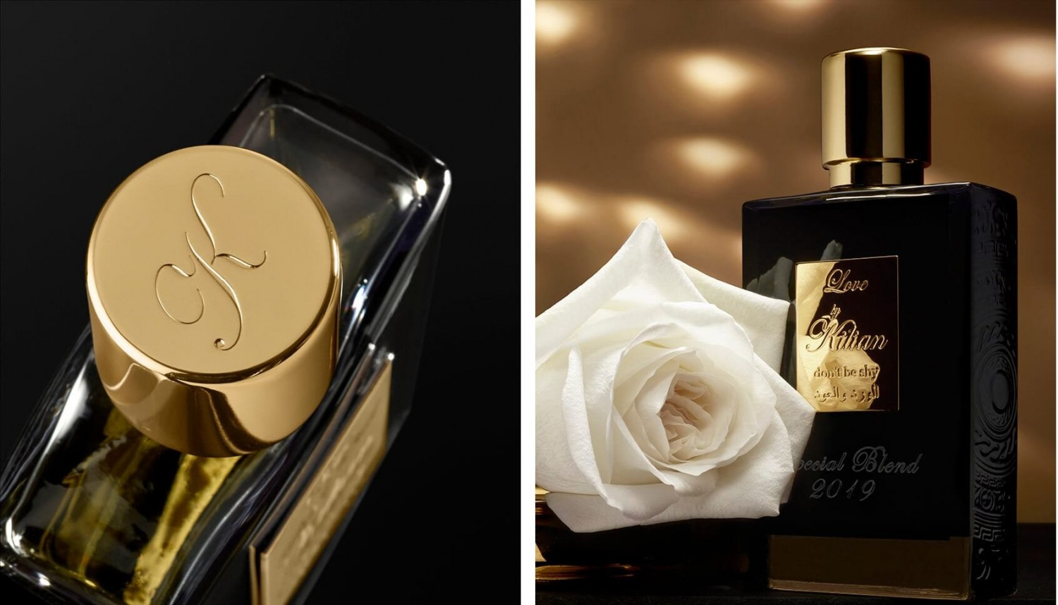 Love By Kilian Don't Be Shy Rose and Oud Perfume