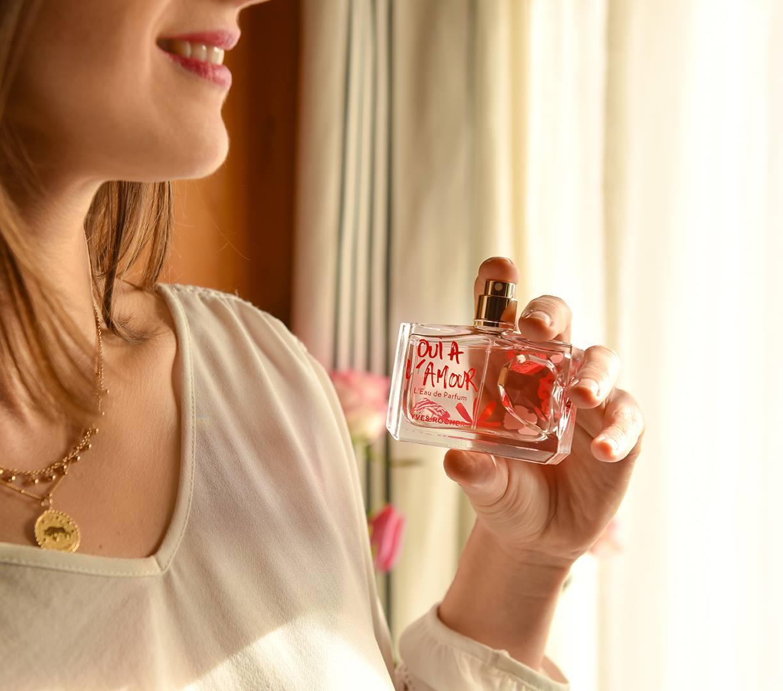 Yves Rocher Oui a l'Amour L'Eau de Parfum Collector's Edition