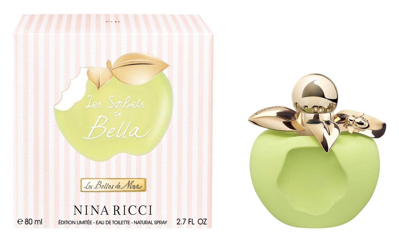 Nina Ricci Les Sorbets Nina, Luna & Bella Perfumes