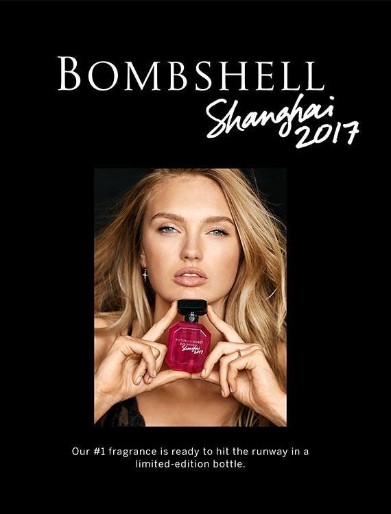 Victoria`s Secret Bombshell Shanghai 2017