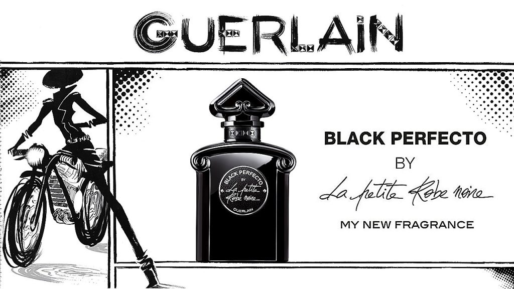 Guerlain Black Perfecto by La Petite Robe Noire 2018 Perfume