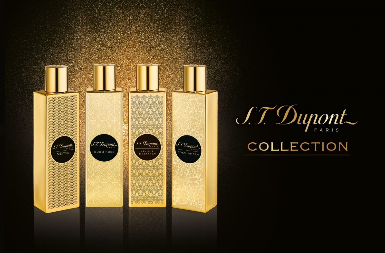 S.T Dupont Vanilla & Leather Perfume