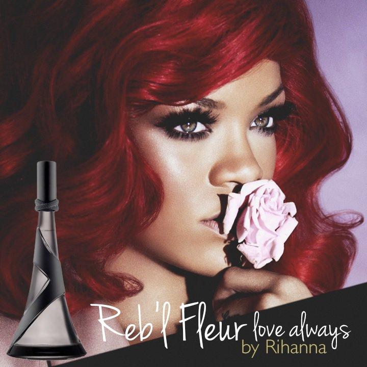 Rihanna Reb'l Fleur Love Always Perfume