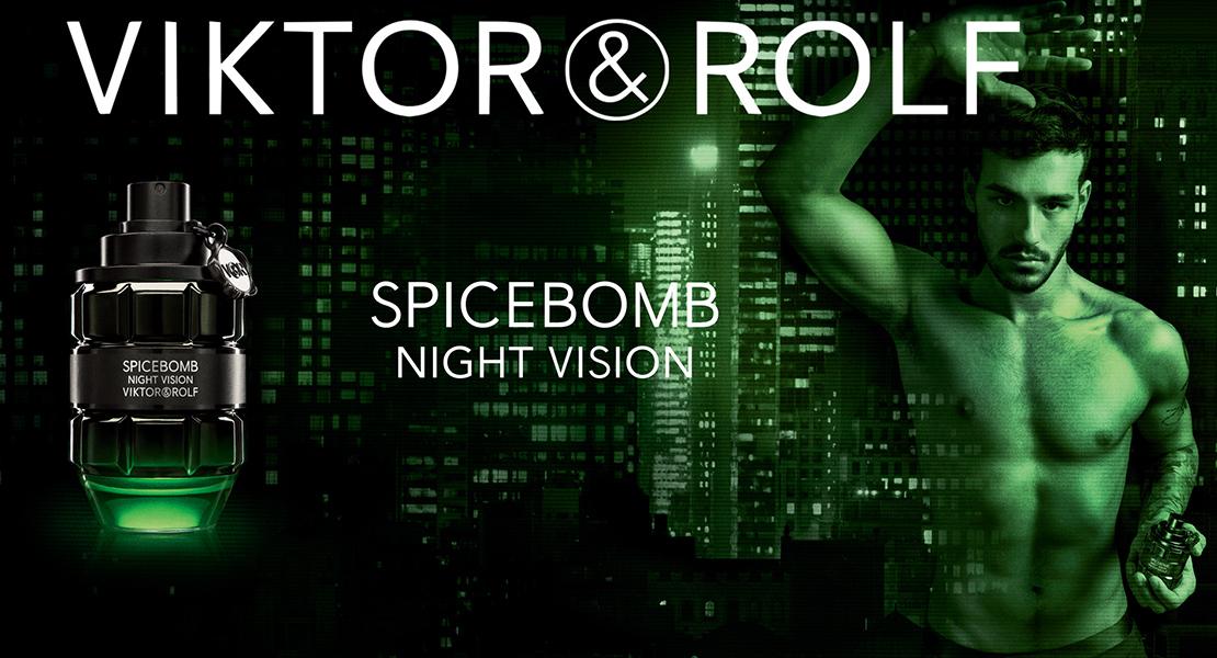 Viktor & Rolf Spicebomb Night Vision Perfume