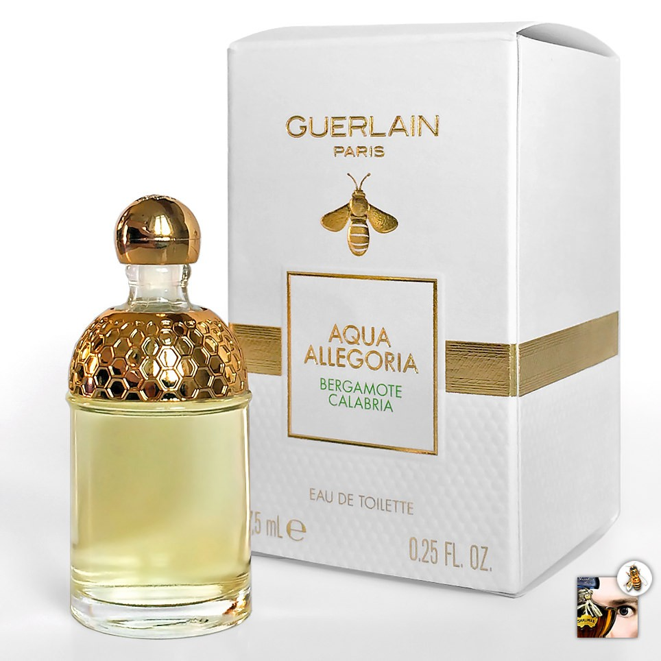guerlain aqua allegoria bergamote calabria reviews price coupons perfumediary. Black Bedroom Furniture Sets. Home Design Ideas