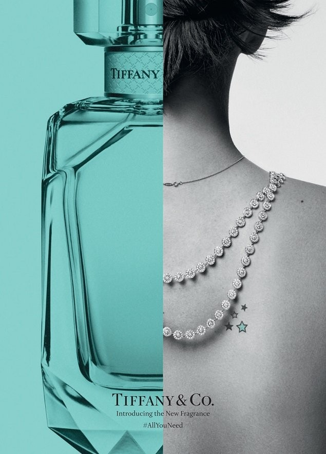 Tiffany launches Tiffany & Co. Perfume