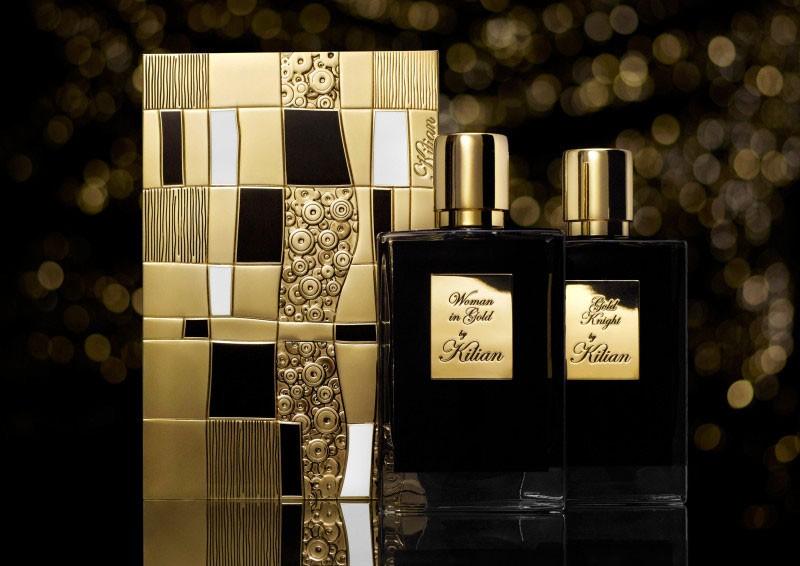 By Kilian Woman in Gold
