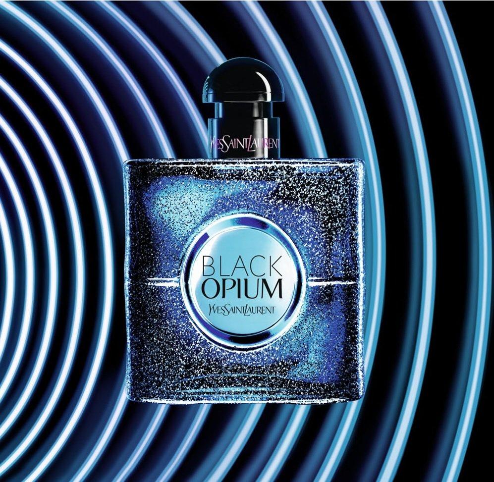 Yves Saint Laurent Black Opium Intense Perfume