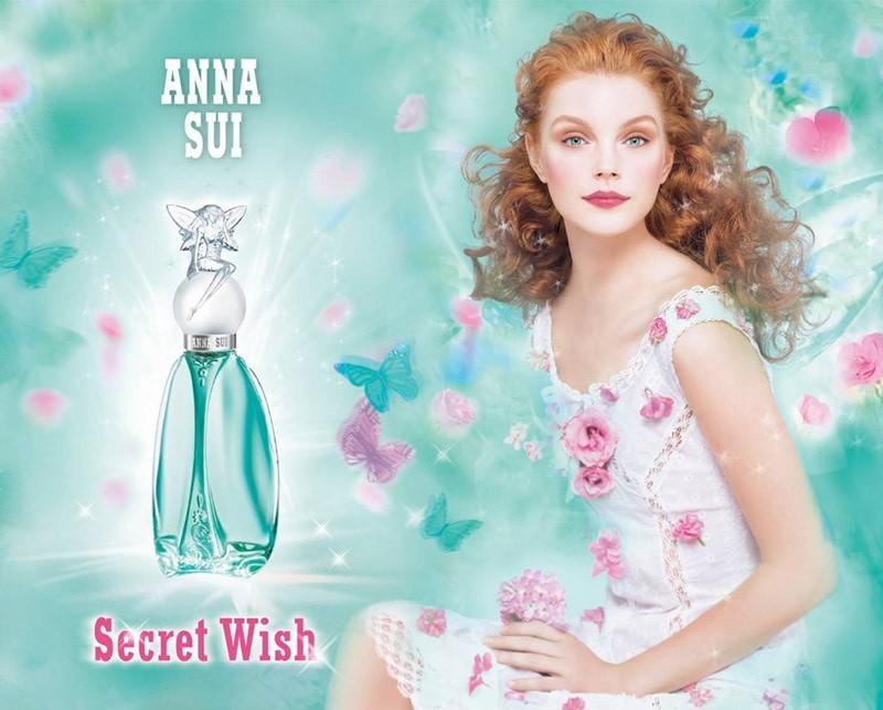 Anna Sui Secret Wish Fairy Dance Sparkle Perfume