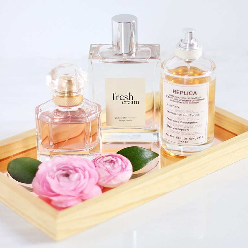 Spring Perfumes 2018