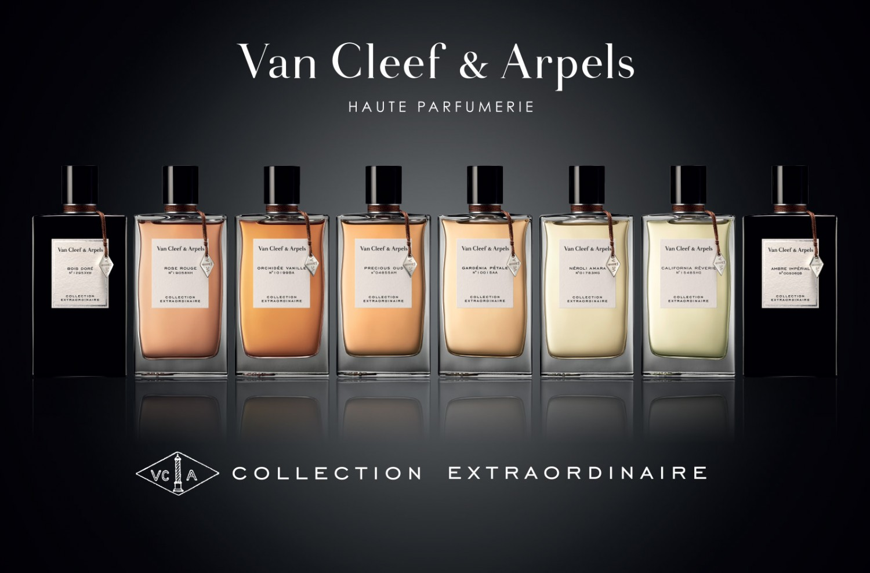 Van Cleef & Arpels Rose Rouge Perfume