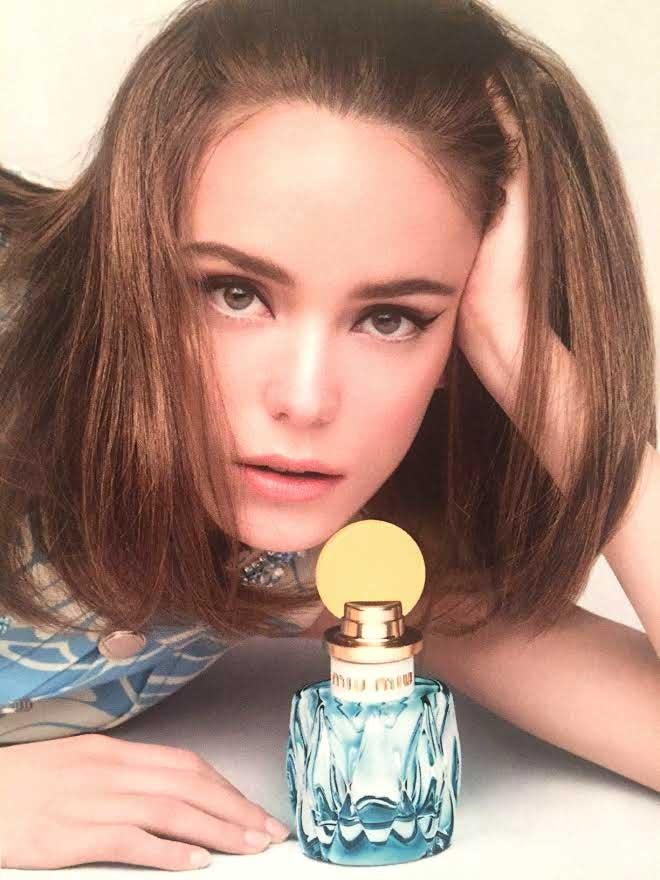 Miu Miu L'Eau Bleue, New Perfume