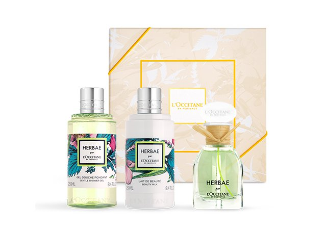 L'Occitane en Provence Herbae Perfume