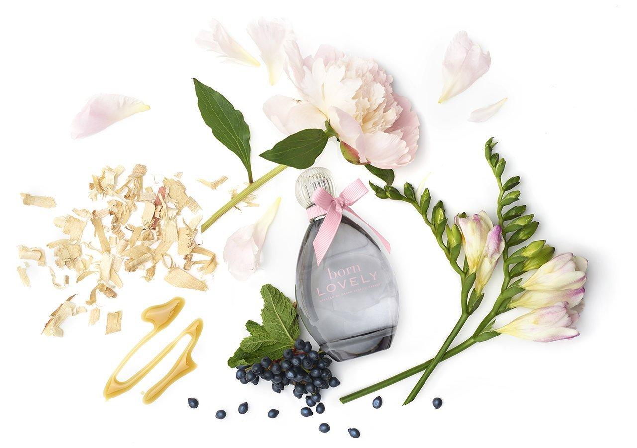 Sarah Jessica Parker Born Lovely Perfume