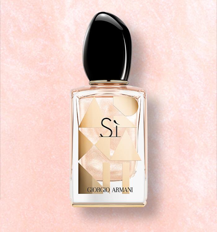 Giorgio Armani SI Nacre Sparkling Limited Edition Perfume