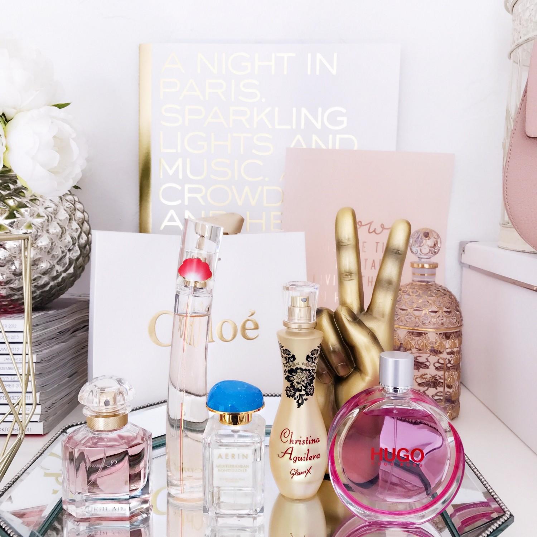Summer 2017 Perfumes