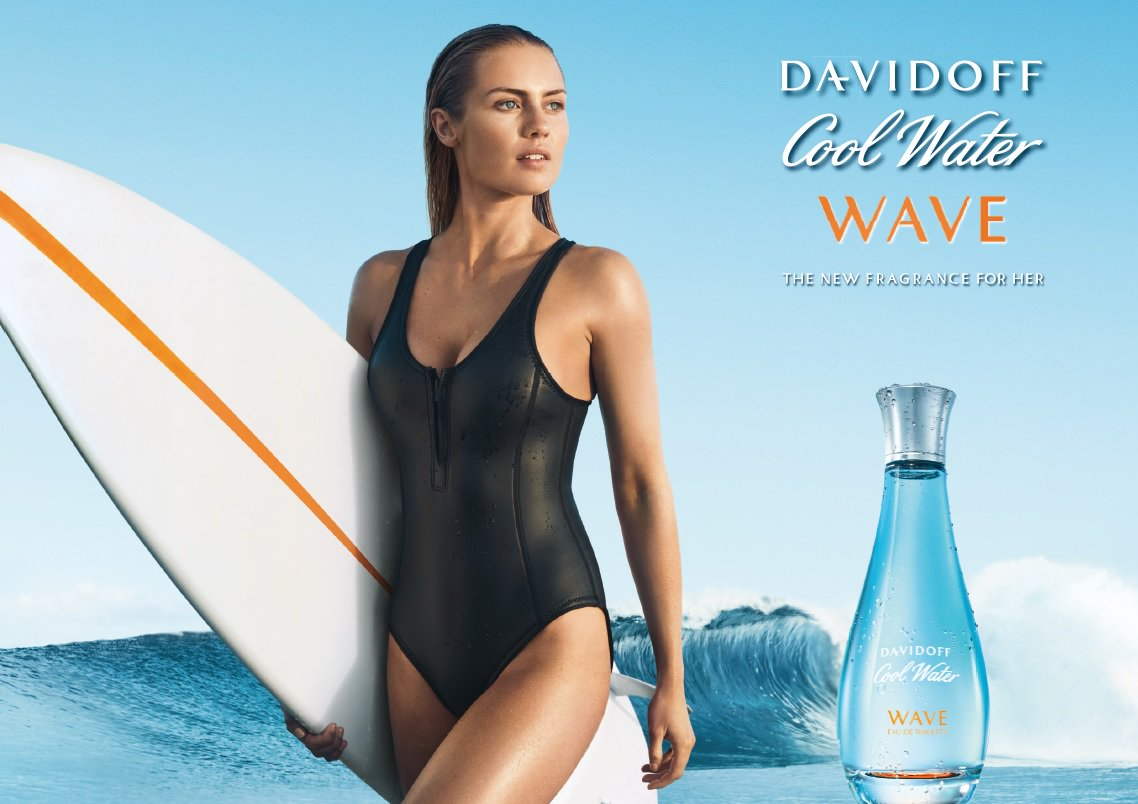 Davidoff Cool Water Woman Wave Perfume