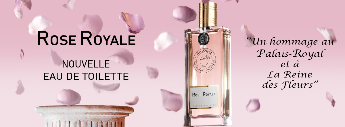 Nicolaï Rose Royale