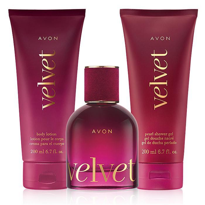 Avon Velvet Eau de Parfum