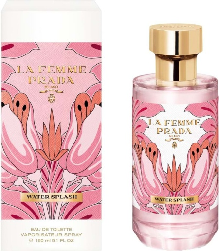 La Femme Prada Water Splash Perfume
