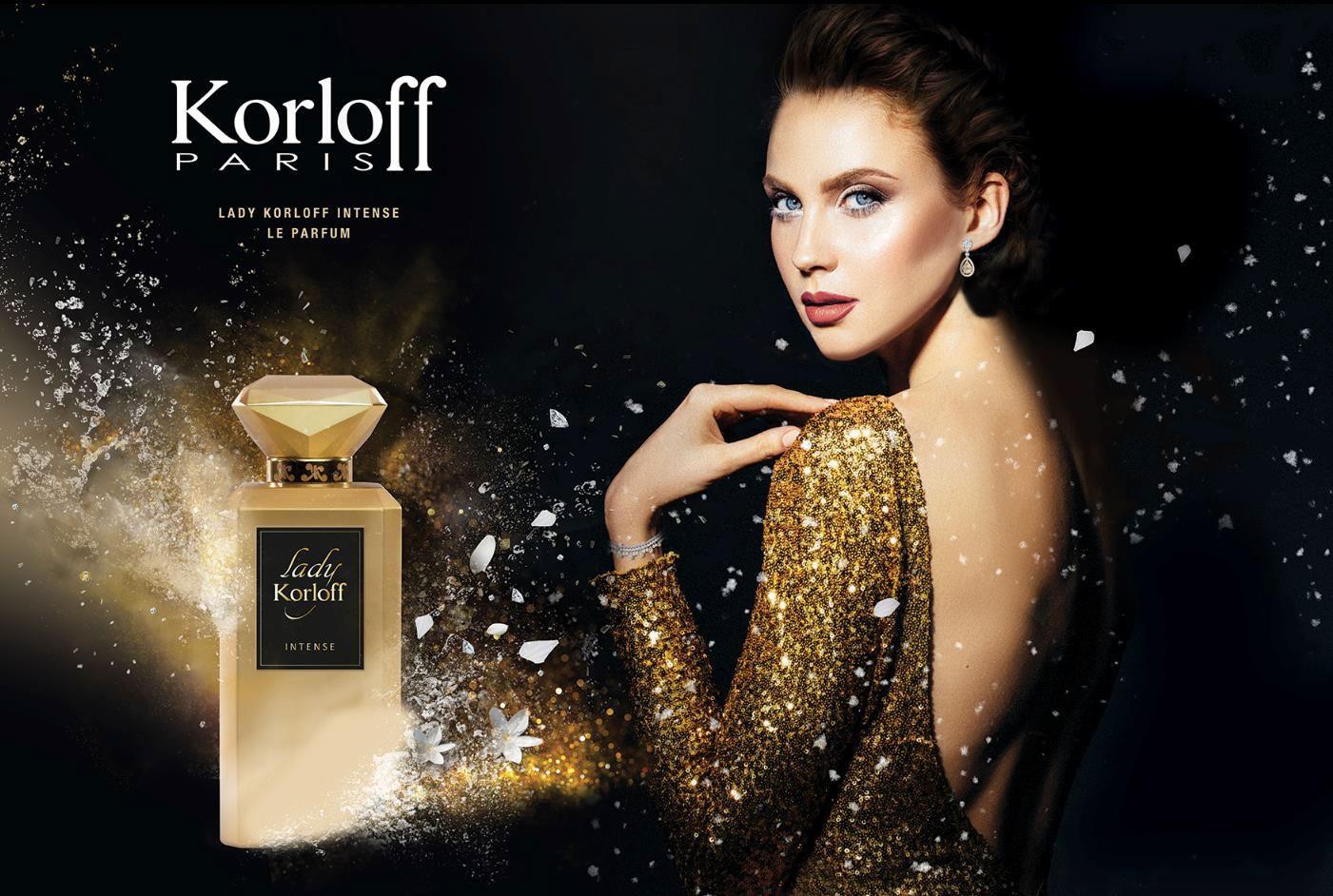 Lady Korloff Intense Perfume