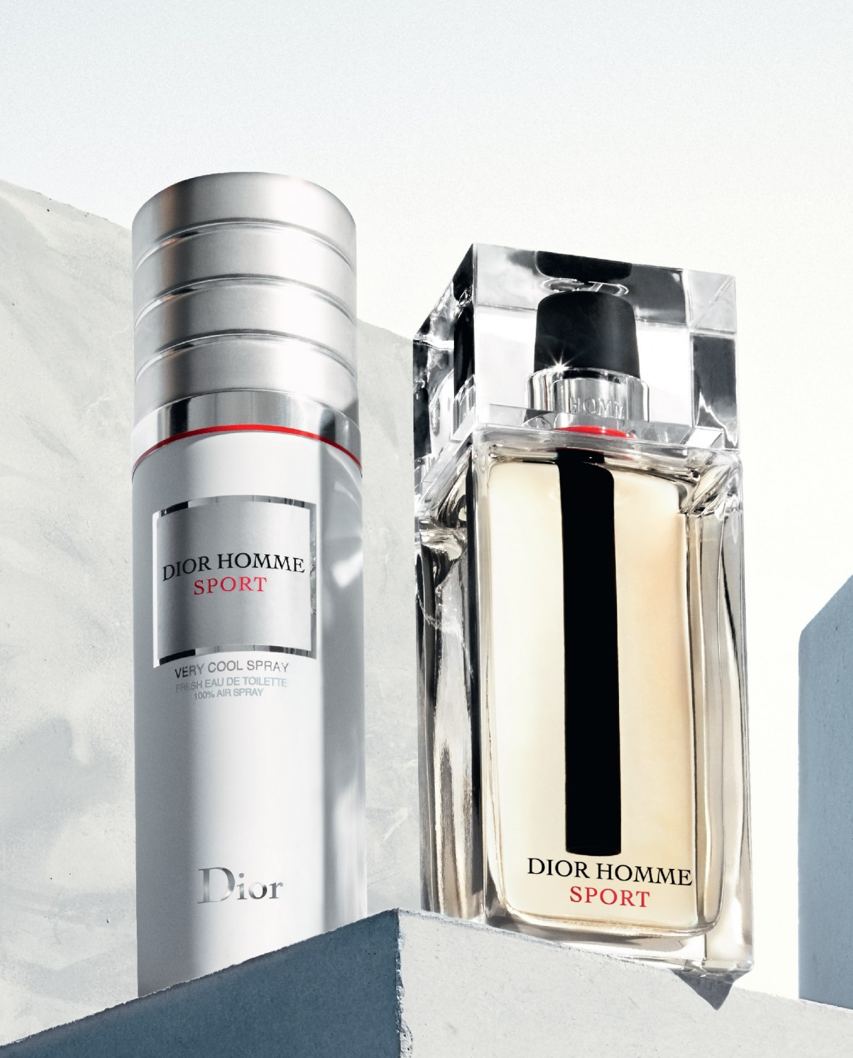 Christian Dior Homme Sport Very Cool Spray Perfume