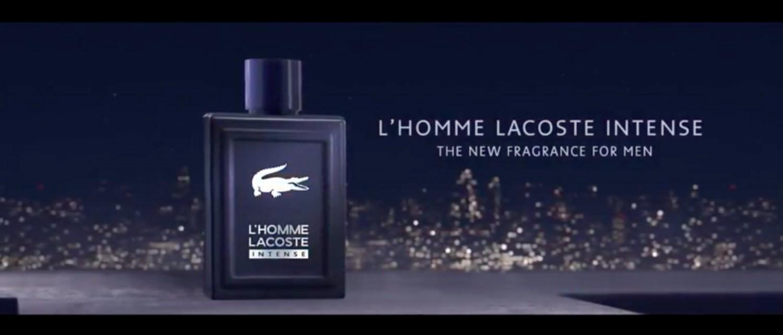 L'Homme Lacoste Intense Perfume