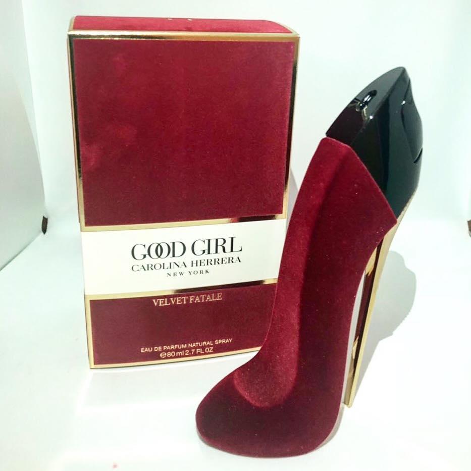 Carolina Herrera Good Girl Velvet Fatale Perfume Review Price
