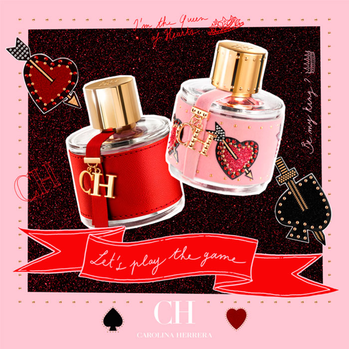 Carolina Herrera CH Queens Perfume