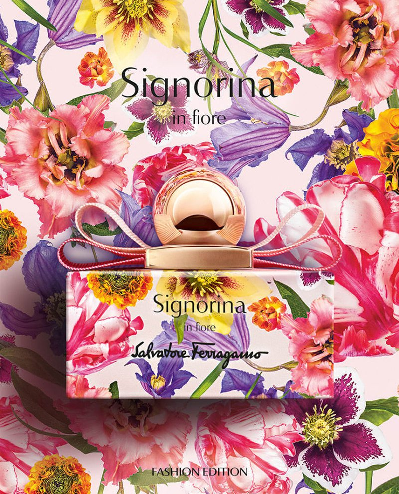 Salvatore Ferragamo Signorina in Fiore Fashion Edition Perfume