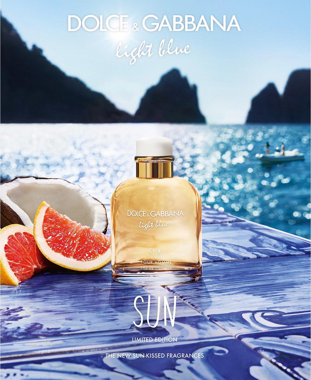 Dolce & Gabbana Light Blue Sun Perfumes