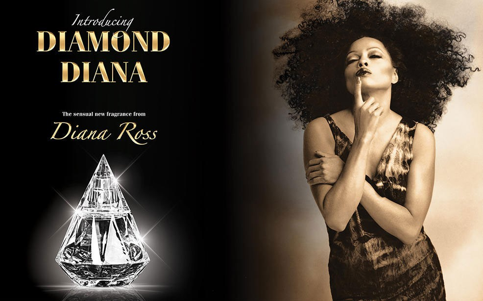 Diana Ross Diamond Diana