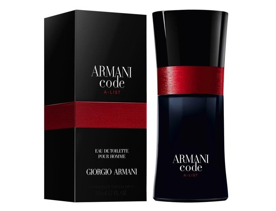 Giorgio Armani Code A-List Perfume
