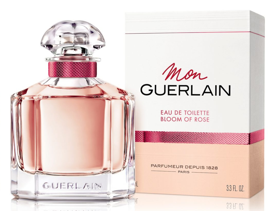 Mon Guerlain Bloom of Rose Perfume Review, Price, Coupon ...
