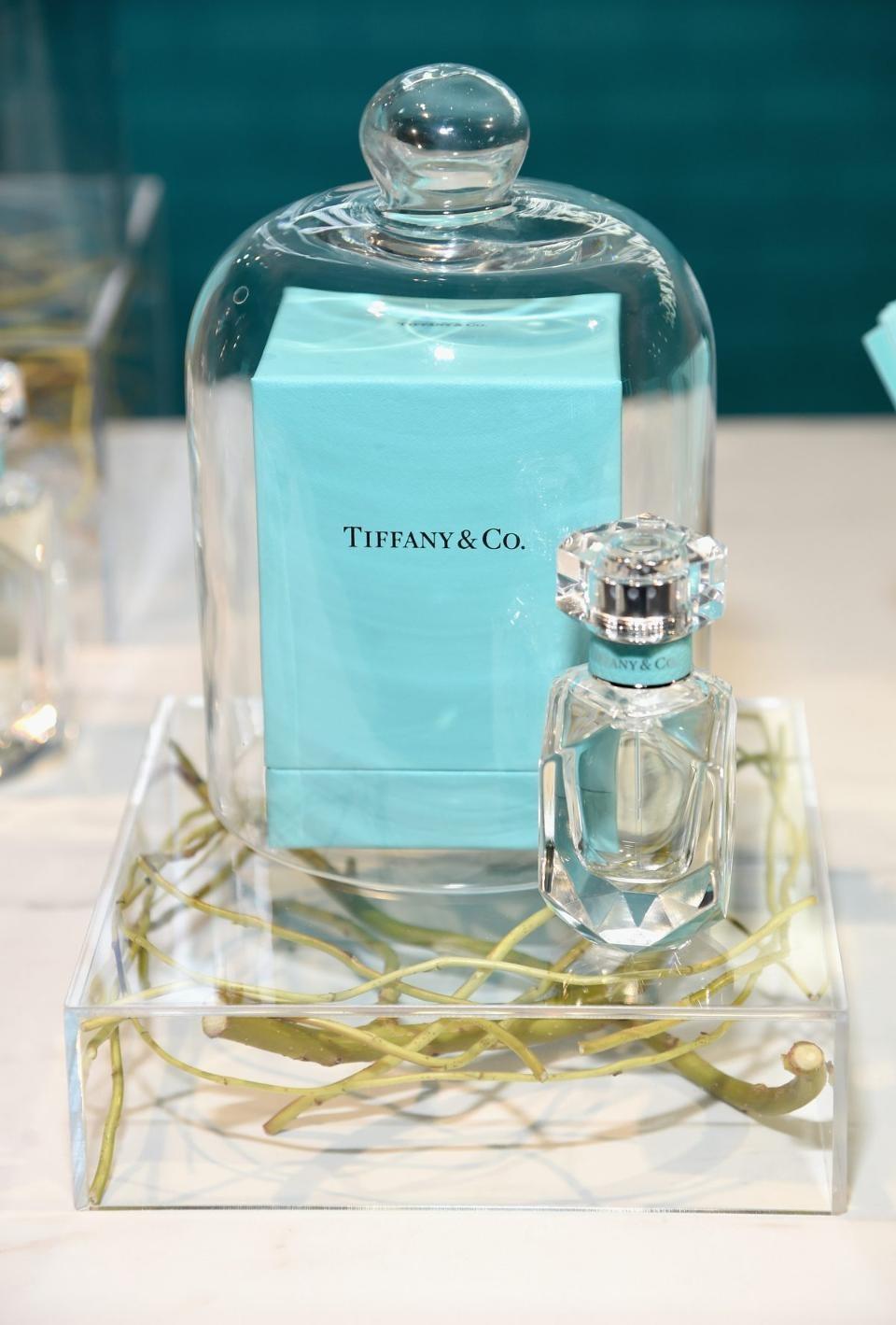 Tiffany launches Tiffany & Co. Perfume