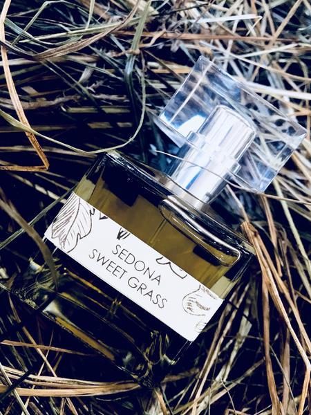 Providence Perfume Co Sedona Sweet Grass Perfume
