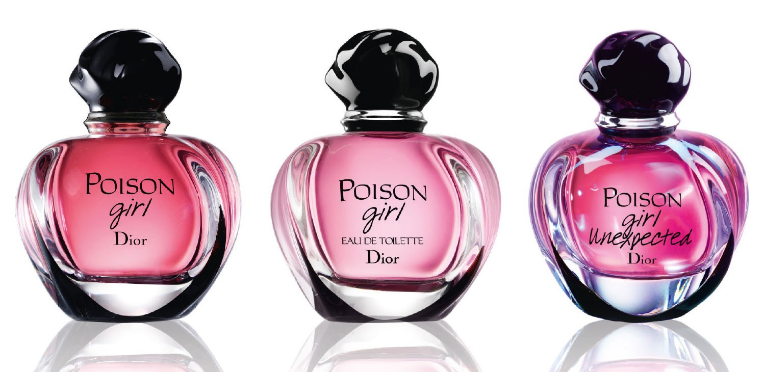 Christian Dior Poison Girl Unexpected Perfume