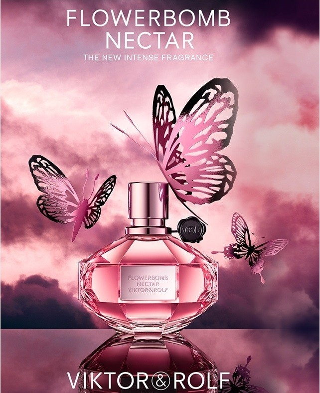 Viktor & Rolf Flowerbomb Nectar Perfume
