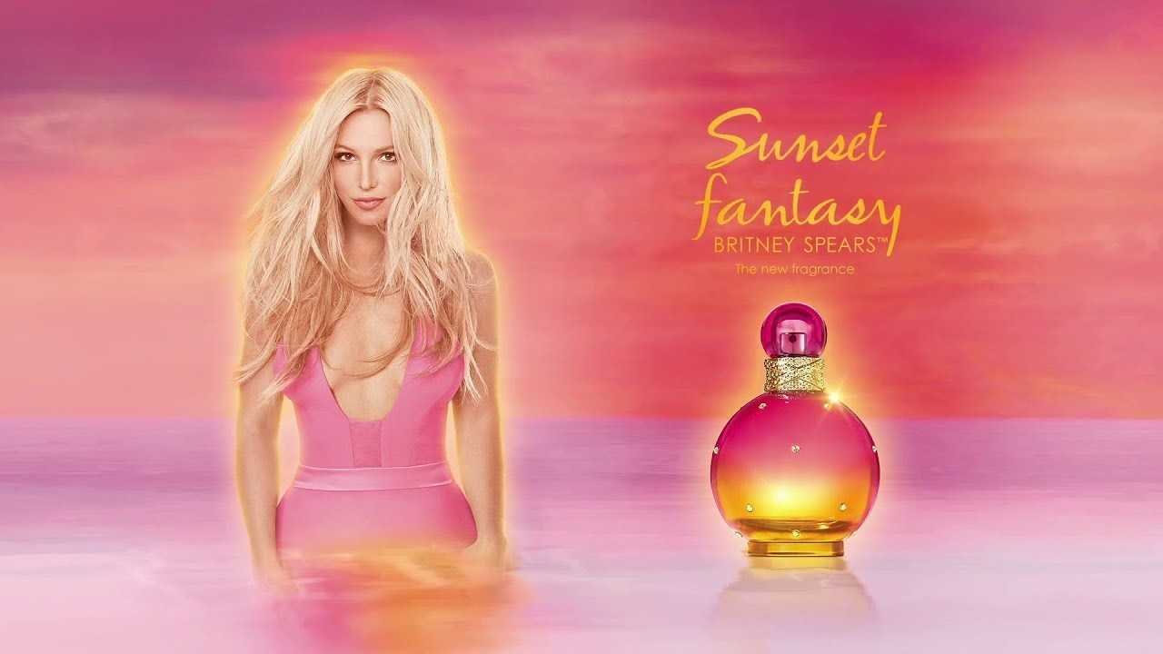 Britney Spears Sunset Fantasy