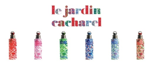 Cacharel le jardin new perfumes perfumediary for Cacharel le jardin